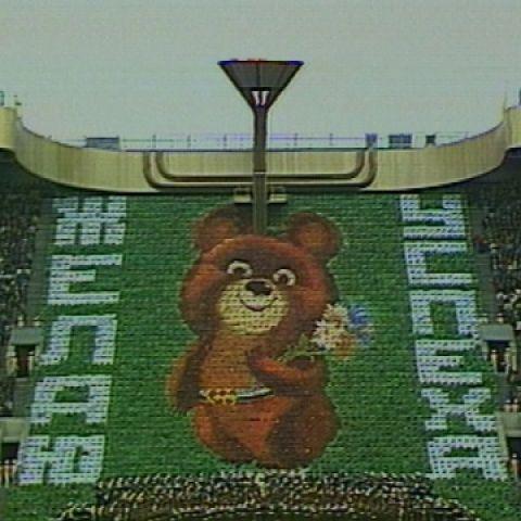 Открытие Олимпиады—  80