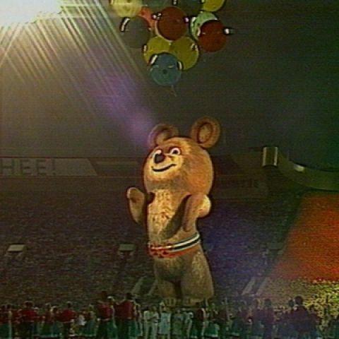 Олимпиада—  день закрытия