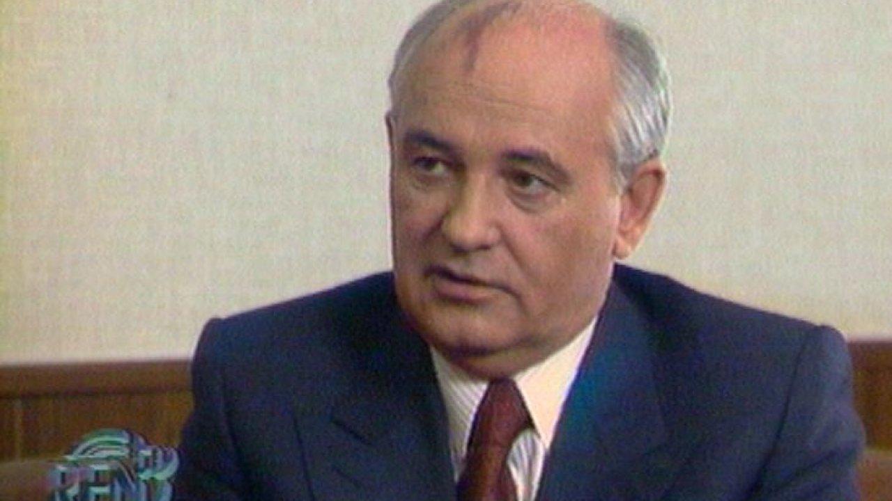 Телевизионное знакомство. Михаил Горбачев