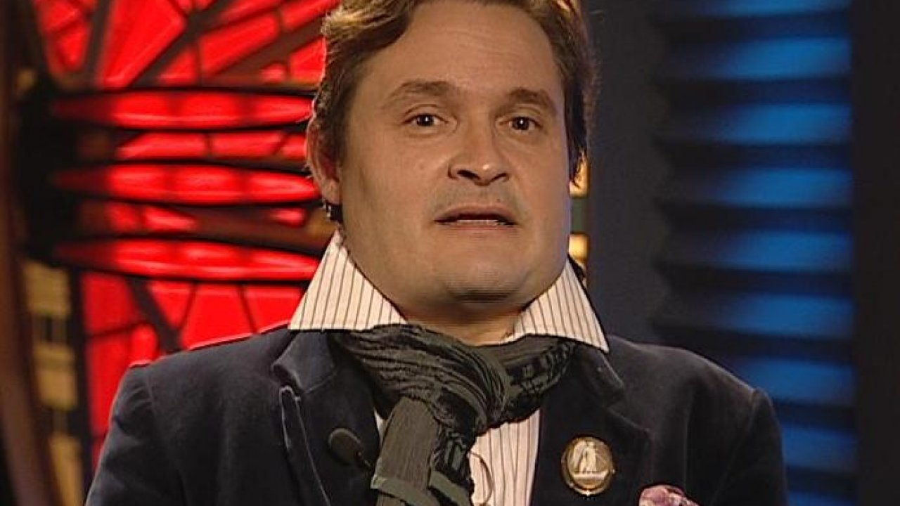 «Монолог». Александр Васильев