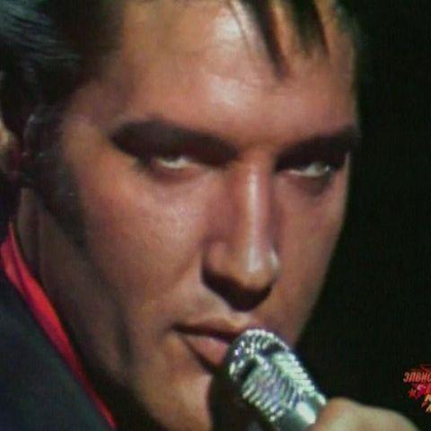 Элвис Пресли—  король мира