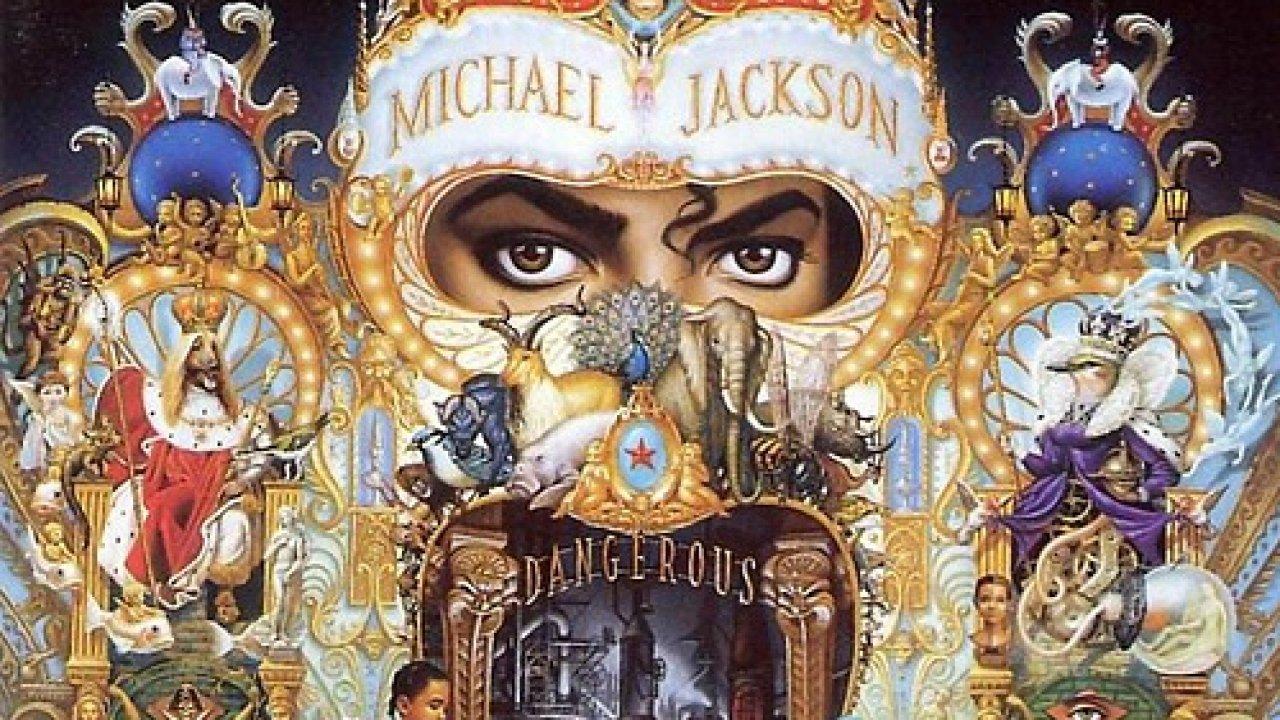 История Майкла Джексона