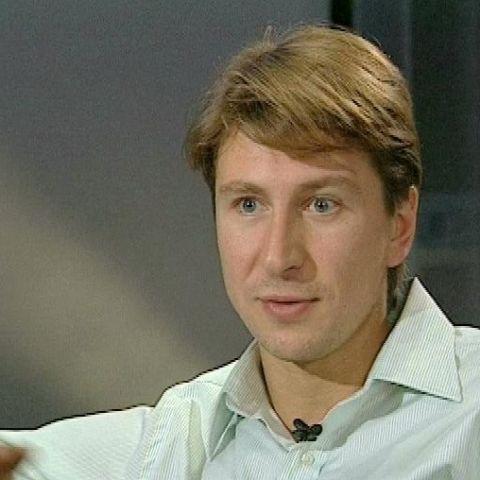 Алексей Ягудин. Мне очень повезло сТатьяной