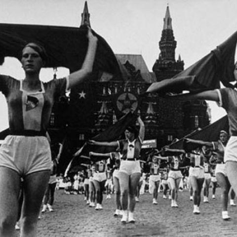 Спорт страны Советов