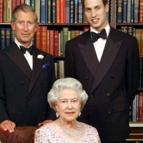 Принц Чарльз и принц Вильям. Будущее  монархии