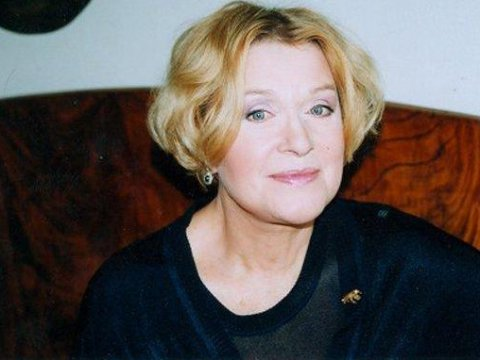 Валентина Талызина. Моей душе покоя нет