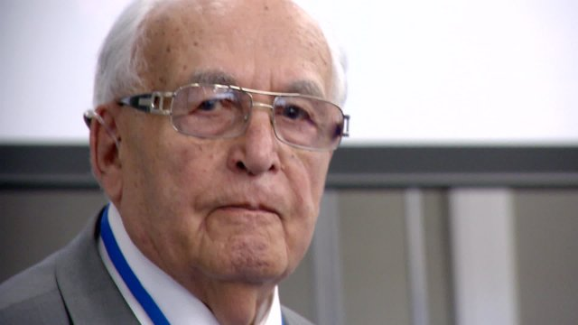 Мировая премьера! Телеканал «Время» поздравляет Марка Кривошеева и отмечает его 95-летие документальным фильмом: «Марк Кривошеев: опережая время»