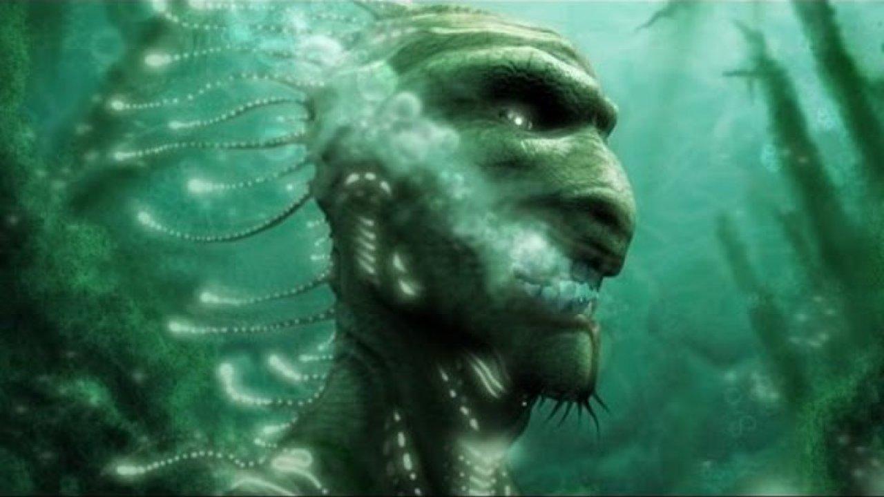 НЛО. Подводные пришельцы