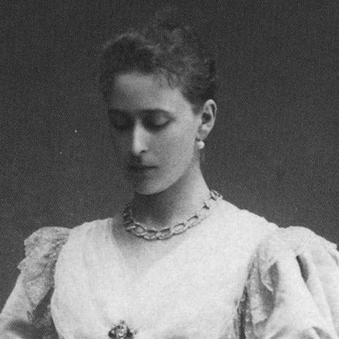 Елизавета Фёдоровна. Осталась лишь одна молитва