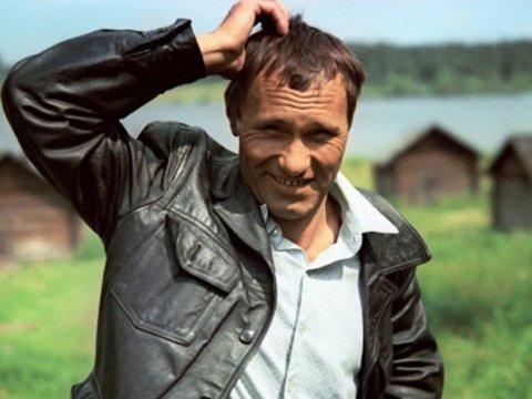 Василий Шукшин. Душе нужен праздник