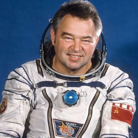 Георгий Гречко. Я был в космосе, я верю в Бога