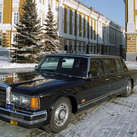 Кремль-9. Гараж особого назначения